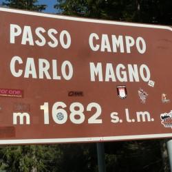 Brentarunde: Passo Campo Carlo Magno