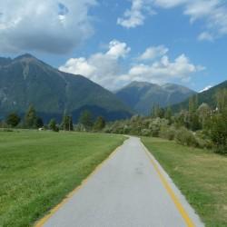 Brentarunde: Radweg Val Rendena