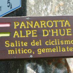 Rennradtour Panarotta 2002 / Wegweiser