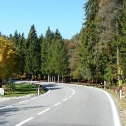 Passo Duron: Passhöhe
