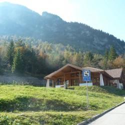 Passo Duron: Rifugio San Sebastian