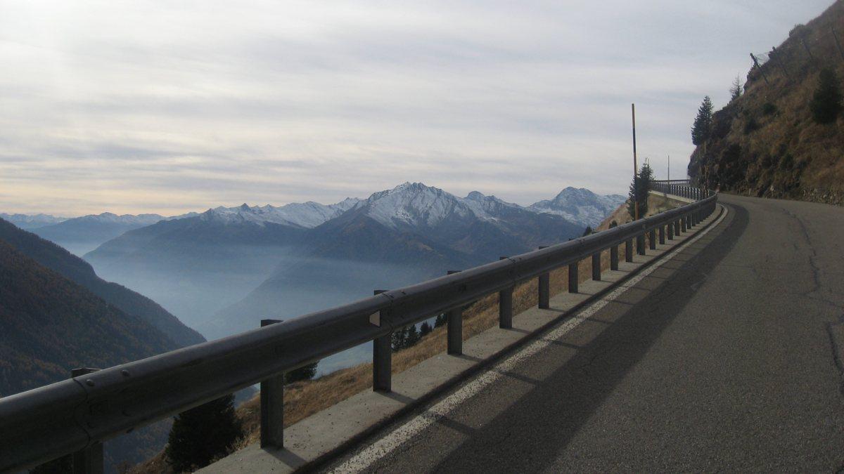Rennradführer Südtirol Tour-19 / Passstrasse