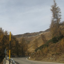 Rennradführer Südtirol Tour-19 / Herbst am Jaufenpass