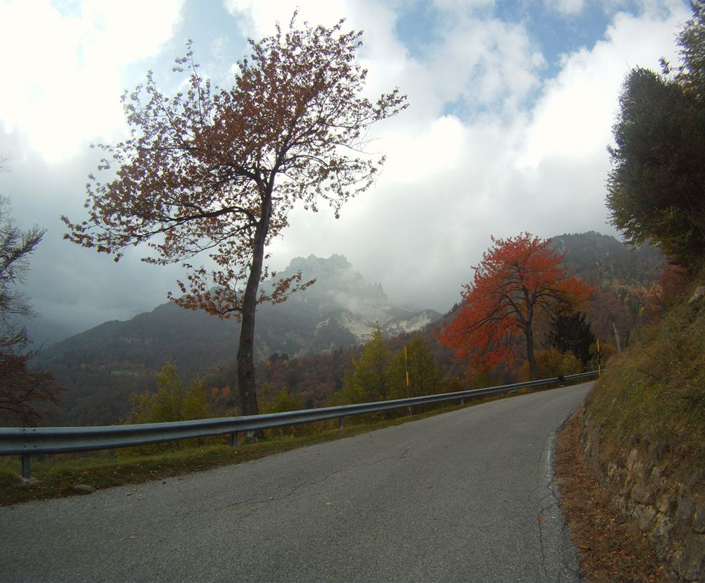 Herbst im Val d'Agno