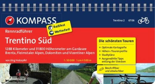 Mit dem Rennrad über 29.000 Höhenmeter und 1100 Kilometer am Gardasee, der Brenta, den Fleimstaler Alpen, Dolomiten und den Vizentiner Alpen