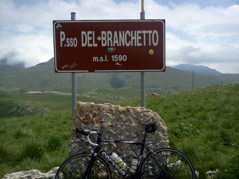 Rennradtour Passo Branchetto / Passo Fittanze
