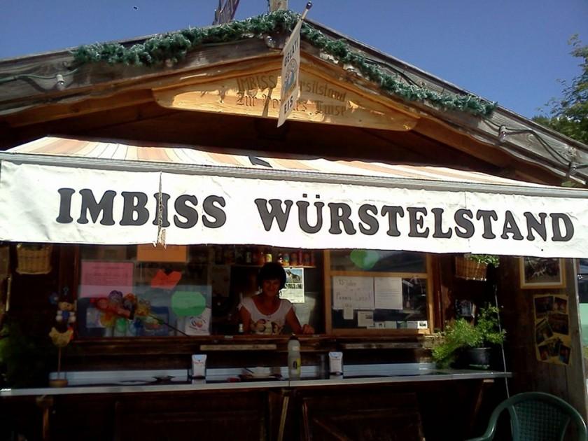 Pommes Luise in Reinswald