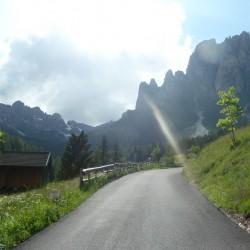 Zur Gardecciahütte / Dolomiten