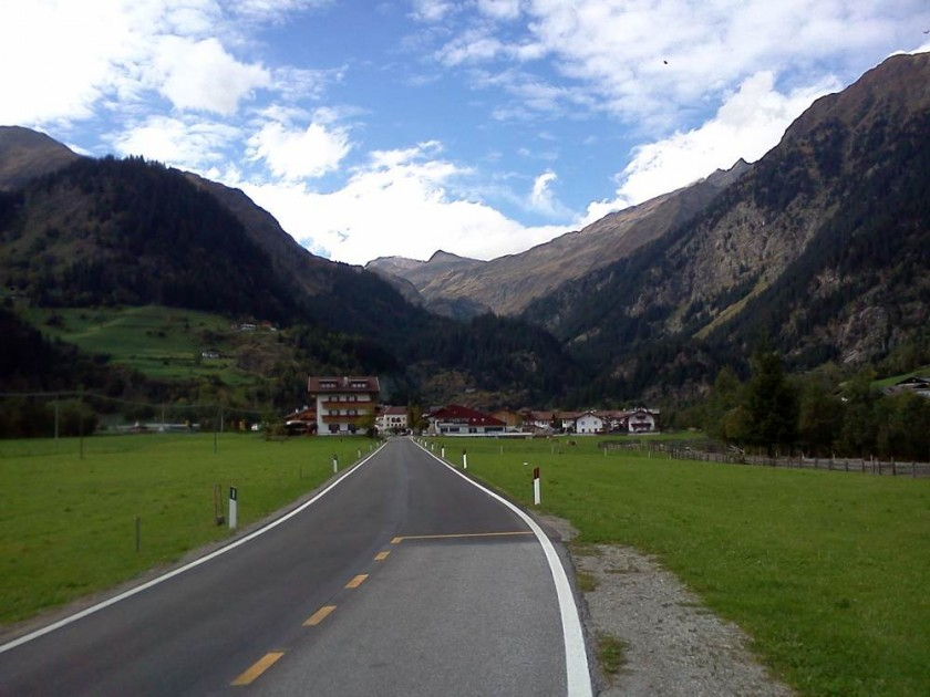 Schneeberg im Ridnauntal
