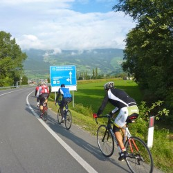 Transalp Bozen - Arget: Eisacktal