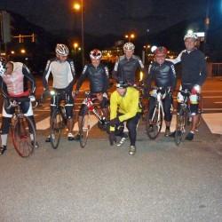 Transalp Bozen - Arget: Start