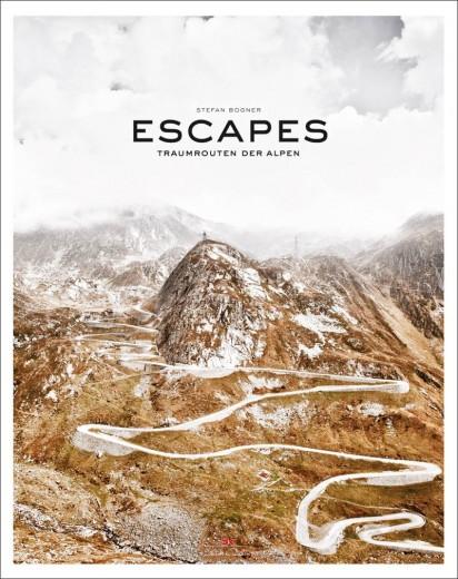 15 Alpenpässe im Bildband von Delius Klasing