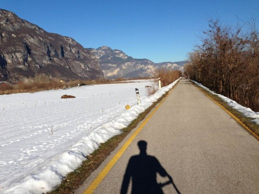 Rennradtour zum Saisonanfang in Südtirol - Trentino