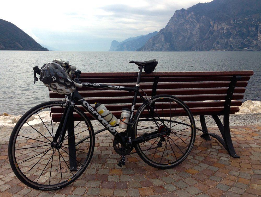 Rennradtour nach Torbole am Gardasee