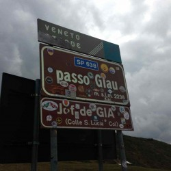 Passo Giau (2236m)