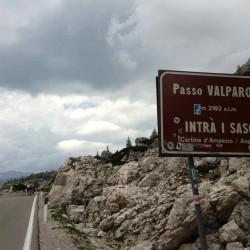 Passo Valparola (2192m)