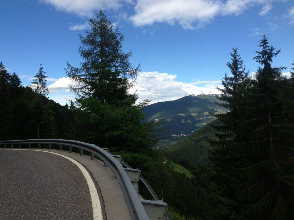Blick Richtung Brixen