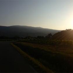Mont Ventoux im Morgengrauen