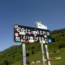 Rennradtour Col d'Aspin (1489m)