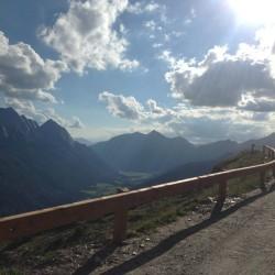 Blick ins Pfitschertal / Südtirol