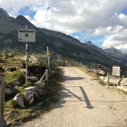 Grenze Italien - Österreich