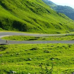 Rennradtour Pyrenäen / Nach Barèes