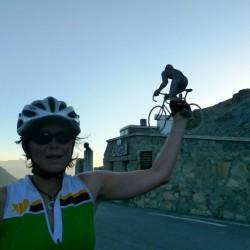 Rennradtour Pyrenäen / Gipfelsieg