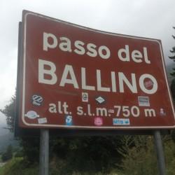 Rennradtour Trentino / Passo del Ballino