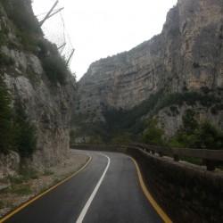 Rennradtour Trentino / Radweg Sarchetal