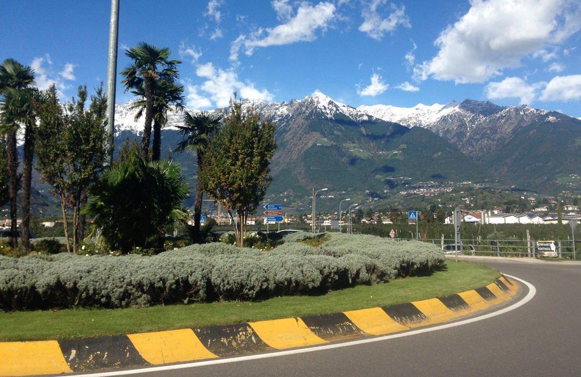 Rennradtour Muthöfe / Alpin-Mediteran