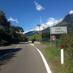 Rennradtour Muthöfe / Dorf Tirol