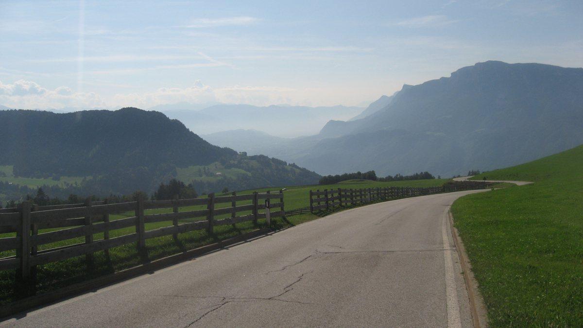 Tour 20 Rennradführer Südtirol: Tschögglberg_1
