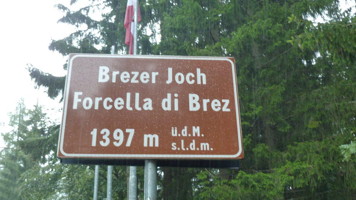 Rennradführer-Trentino Nord / Tour-02 - Brezer Joch