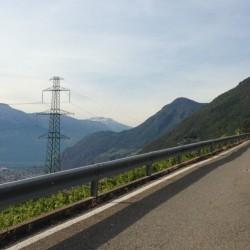 Rennradtour Oberbozen / Signat