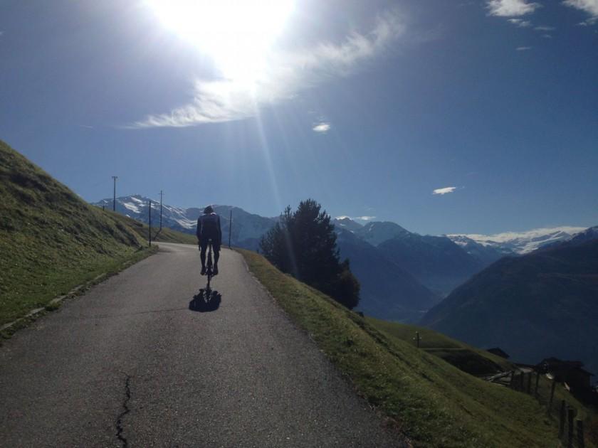 Rennradtour Vinschgau / Finale