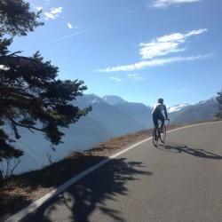 Rennradtour Vinschgau / Gletscher