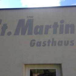 Rennradtour Vinschgau / Sankt-Martin
