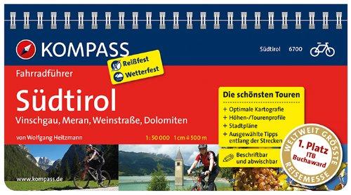 Fahrradführer Südtirol