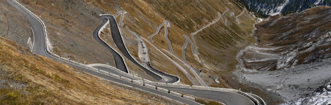 Haute Route Dolomites - Swiss-Alps / Stelvio
