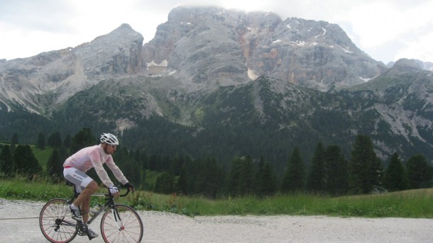 Rennradführer Südtirol / Hohe Gaisl