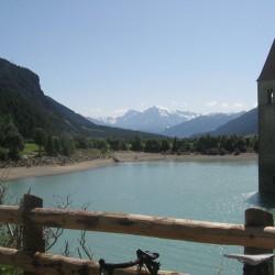 Rennradführer Südtirol / Graun