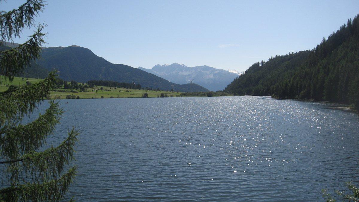 Rennradführer Südtirol / Reschensee