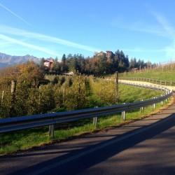 Rennradtour Meranerland / Fragsburg