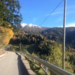 Rennradtour Meranerland / Ifinger