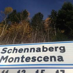 Rennradtour Meranerland / Schennaberg