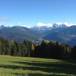 Rennradtour Villanderer Alm / Dolomiten