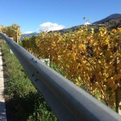 Rennradtour Villanderer Alm / Herbst