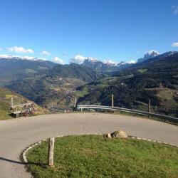Rennradtour Villanderer Alm / Serpentine