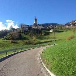 Rennradtour Villanderer Alm / Sauders