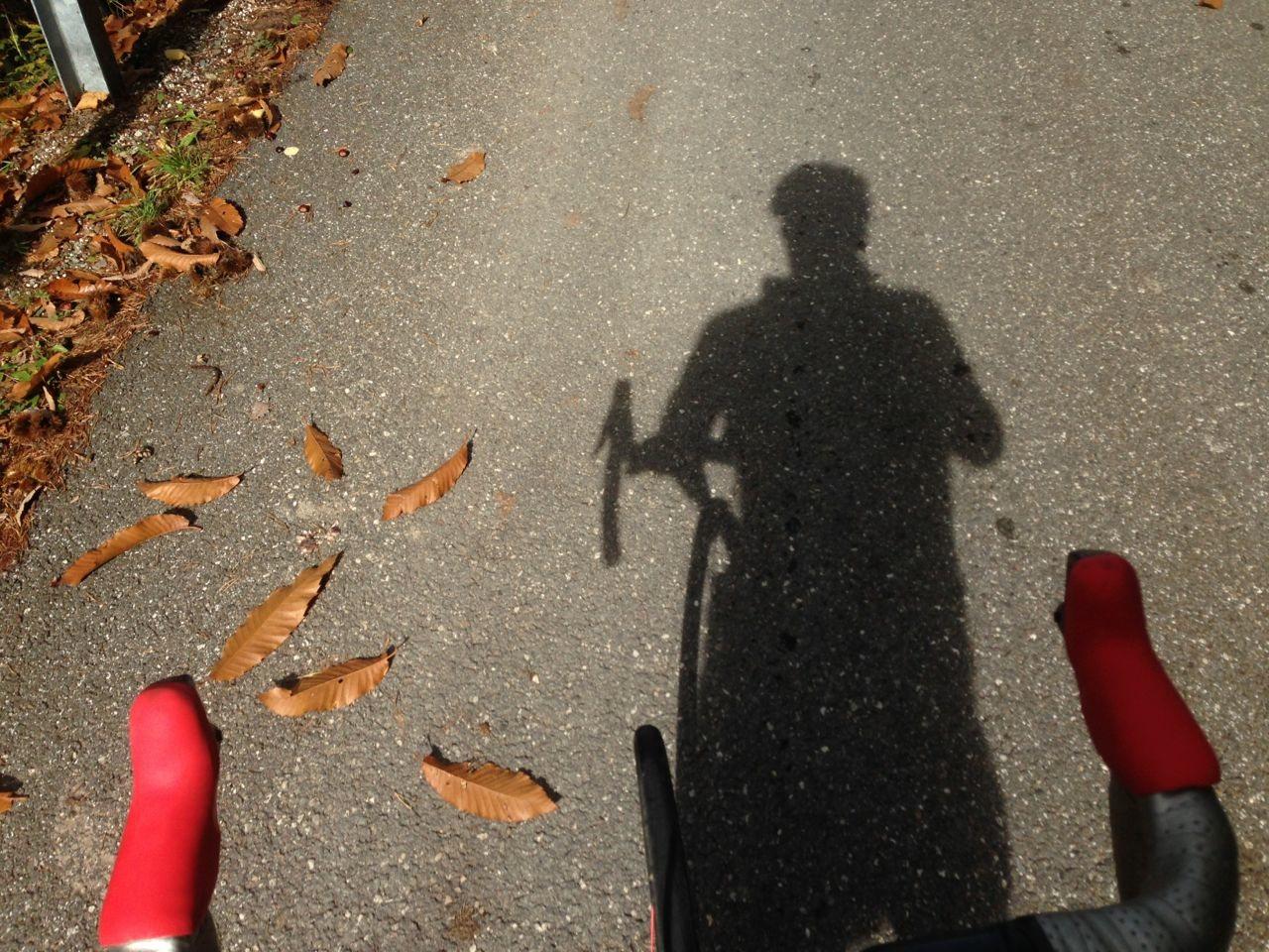 Rennradtour rund um Bozen / Schattenradler